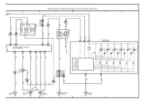 2zz ge corolla wiring diagrams repair wiring scheme