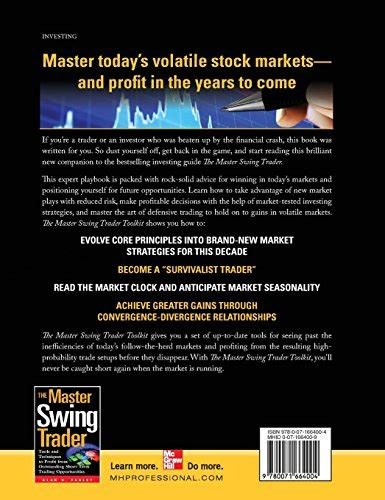 alan farley the master swing trader pdf the master swing trader toolkit the market survival guide