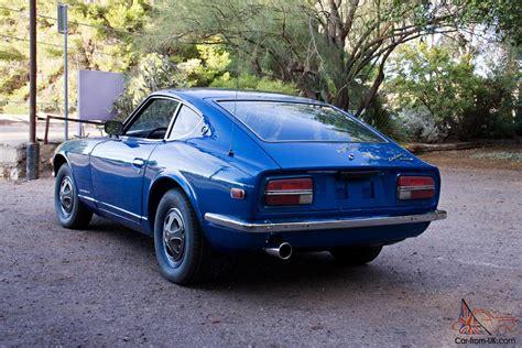 1972 nissan datsun 240z datsun 240z 1972