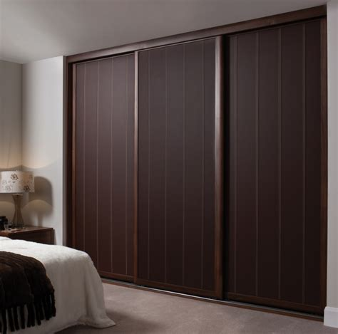 fixed wardrobe with sliding doors hpd436 sliding door