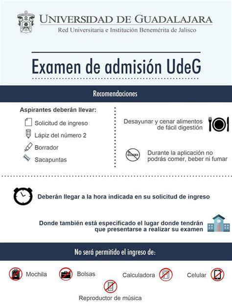 examen de admision a la universidad publicaciones anuies examen de admisi 243 n a universidad de guadalajara