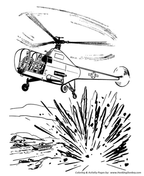 vietnam war coloring sheets coloring pages