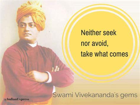 Swami Vivekananda Quotes Ten Lessons By Swami Vivekananda On His Birth