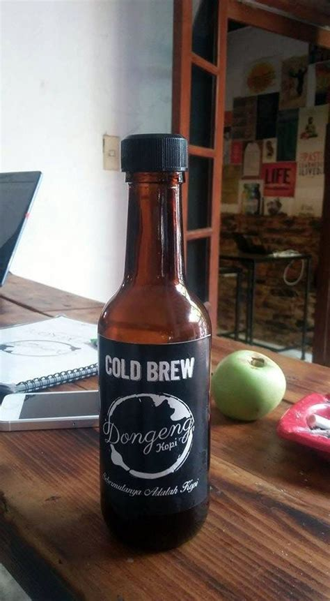 Kopi Cold Brew by Cold Brew Coffee Ala Dongeng Kopi