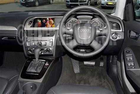 Multimedia Interface Audi by Audi Multimedia Interface Audi A4 A5 Q5 B8 2008