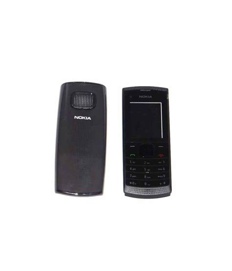 Housing Casing Chasing Nokia X1 01 nokia x1 01 original panel 3pcs black plain back covers at low prices snapdeal