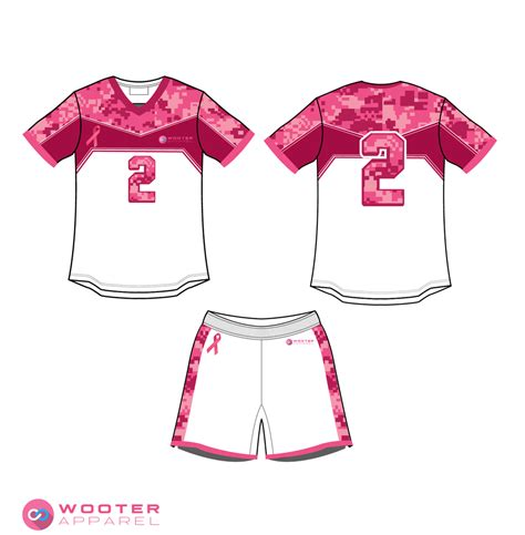 breast cancer awareness apparel breast cancer awareness jerseys and uniforms wooter