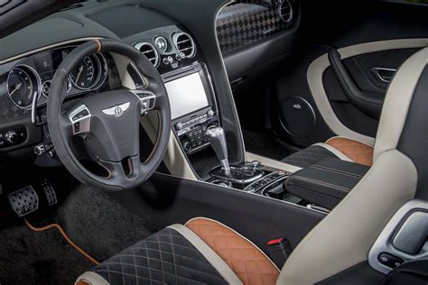 bentley supersports interior 2017 bentley continental supersports convertible interior