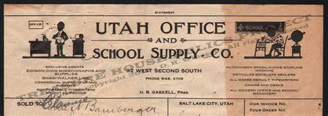 Office Supplies Utah Office Supply Office Supply Utah