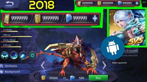 mobile legend hack apk novo hack de mobile legends 2018 para android apk