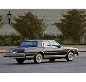 Pictures Of Chevrolet Caprice Classic Brougham LS 1987–90