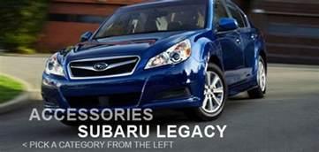 Subaru Legacy Accessories Subaru Parts Genuine Oem Parts Wrx Performance Accessories