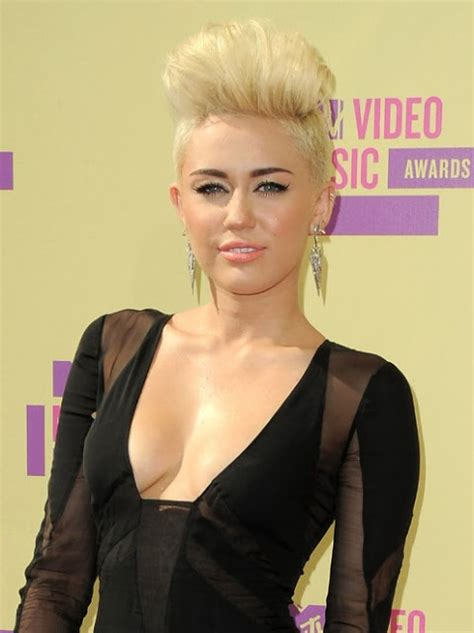 picturs of miley cyrus pink haircut front back and sides we are a global lifestyle travel and fashion guide read