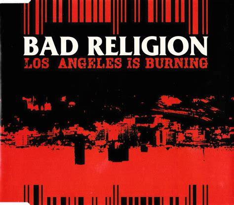 los angeles is burning discography the bad religion