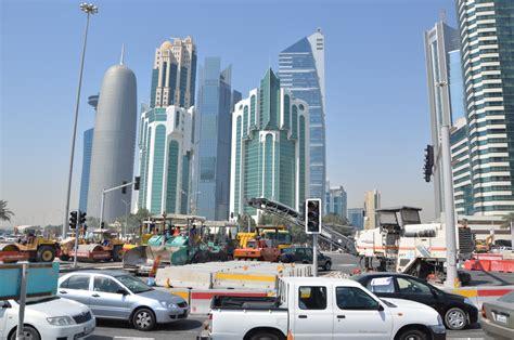 design management studio qatar qatar local roads and drainage program
