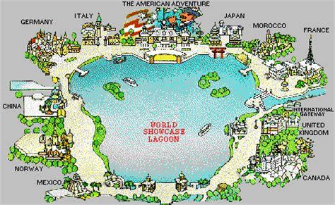 tour of the world showcase