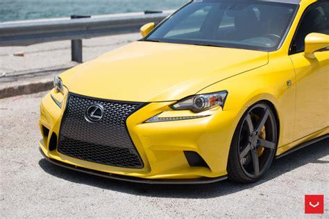 gallery lfa yellow lexus is on vossen wheels