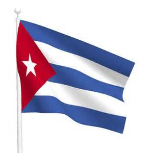 cuba colors cuba flag flags international