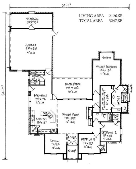 country home plans louisiana house plans