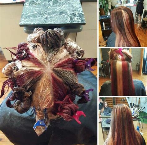 hair color on pinterest 78 pins pinwheel technique hair pinterest hair coloring