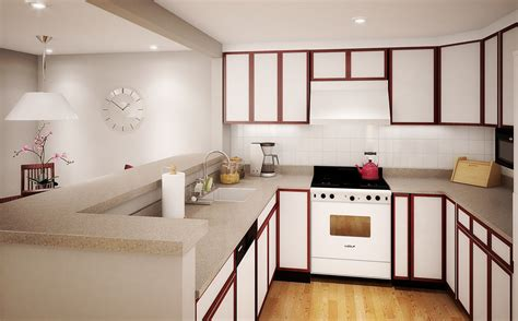 Design Ideas For Rental Apartments 13 Best Pictures Apartment Kitchen Decorating Ideas