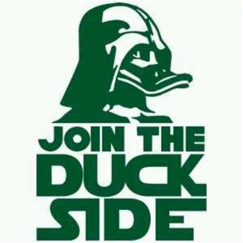 Goes To The Side by Combining Wars And The Oregon Ducks I Couldn T Be