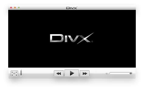div x divx 7 for mac