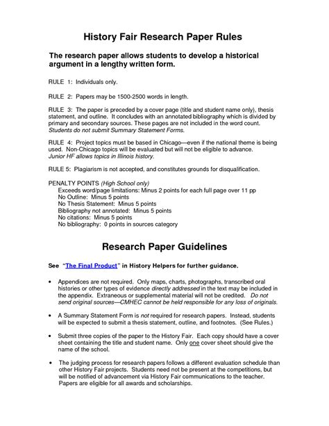 research paper history best photos of national history day annotated bibliography