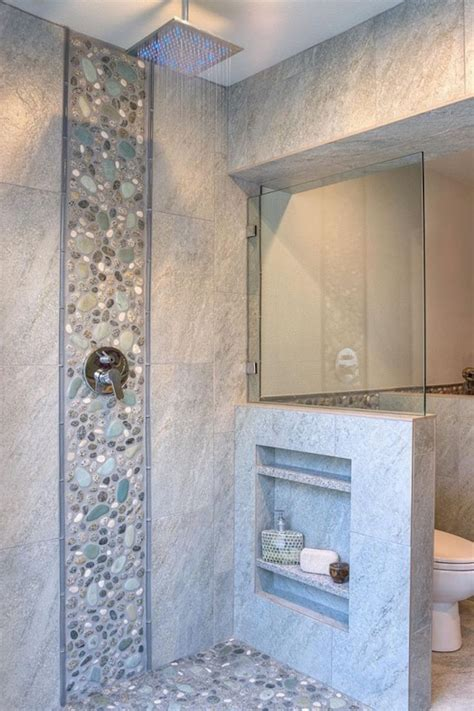 43 amazing bathrooms with half walls interior god
