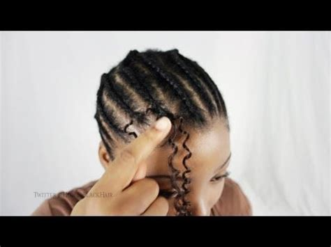 how to do lacth braids bangs how to latch hook weave with crotchet braids step by step