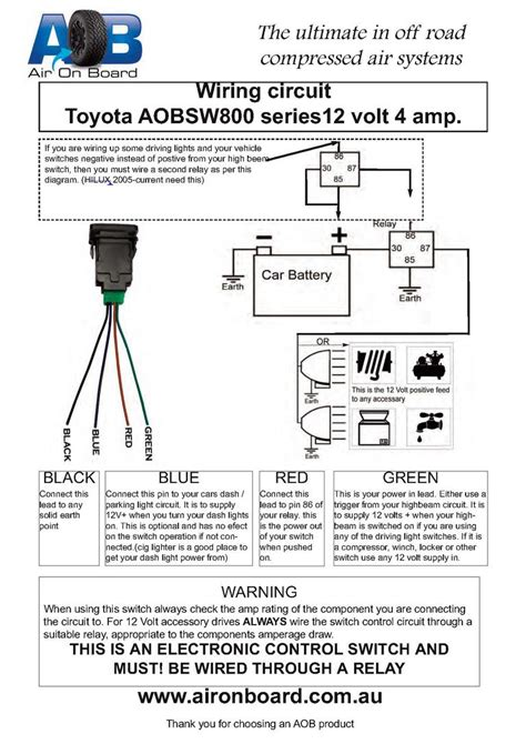 rigid industries led lighting wiring diagram rigid