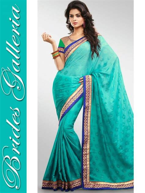 design dress from saree brides galleria best printed colourful indian fashion