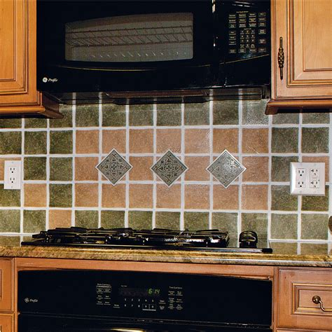 faux marble backsplash wall tile terracotta 4 quot