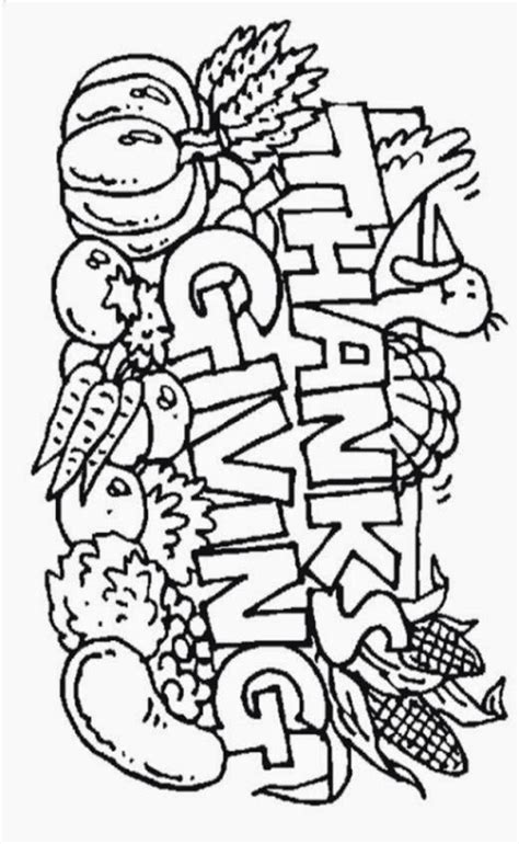 Thanksgiving Food Coloring Pages by Thanksgiving Coloring Pages For Free Free Coloring