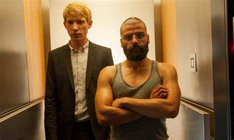 ex machina cast ex machina review 2015 movie review contactmusic com