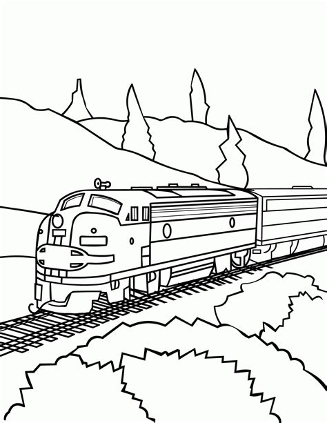 blank house coloring page blank train coloring pages coloring home