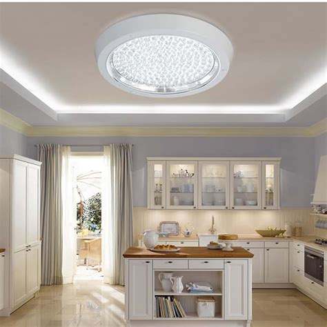 modern kitchen led ceiling light surface mounted led