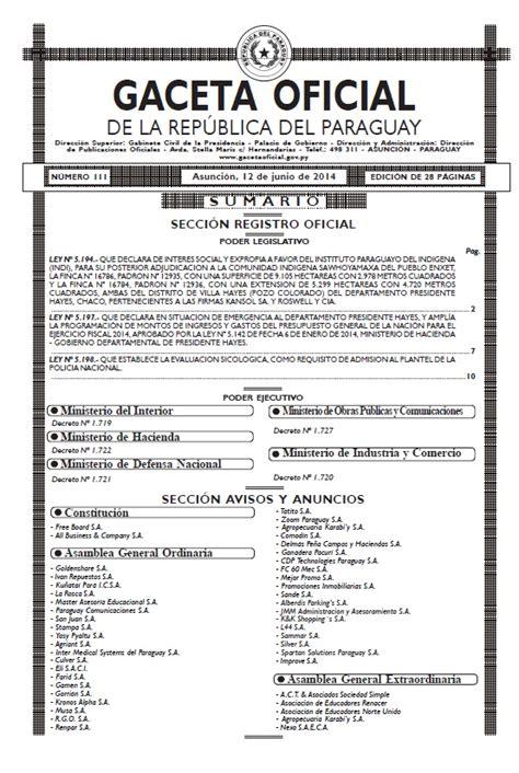 ley 37 gaceta oficial del 30 de junio de 2009 panama gaceta oficial de la revista 2015 hairstylegalleries com