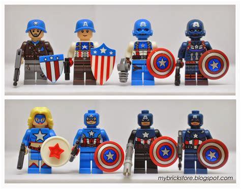 Lego Bootleg Capt America my brick store bootleg lego captain america