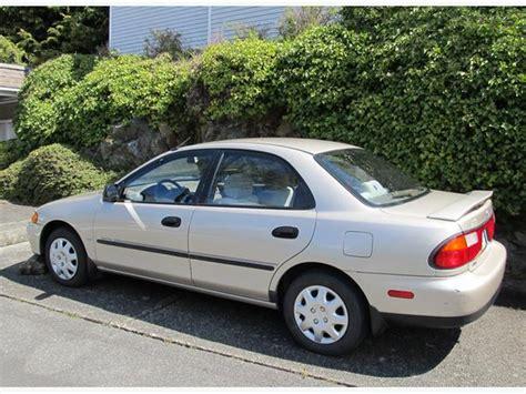 car manuals free online 1997 mazda protege transmission control 1997 mazda protege lx touring edition saanich victoria