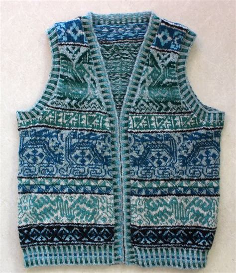 fair isle vest knitting patterns 894 best images about knit fair isle sweaters on