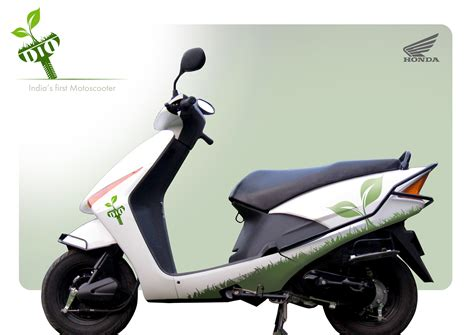 graphics design on honda dio 4 bike design by sameer m at coroflot com