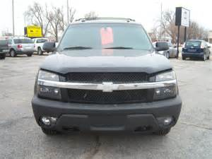 2003 chevrolet avalanche z71 auto selling