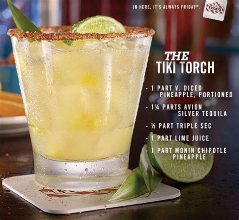 summer cocktail recipes the tiki torch summer cocktail recipe mix avi 243 n silver