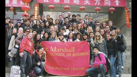 Usc Marshall Mba Percentage by Usc Marshall School Of Business