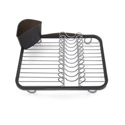 wire dish drip rack sink grid utensil drainer movable