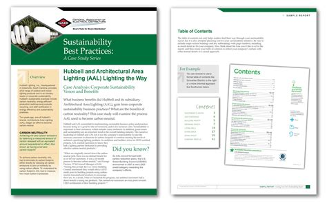 layout of a case study report sustainability report case studies neuconcept