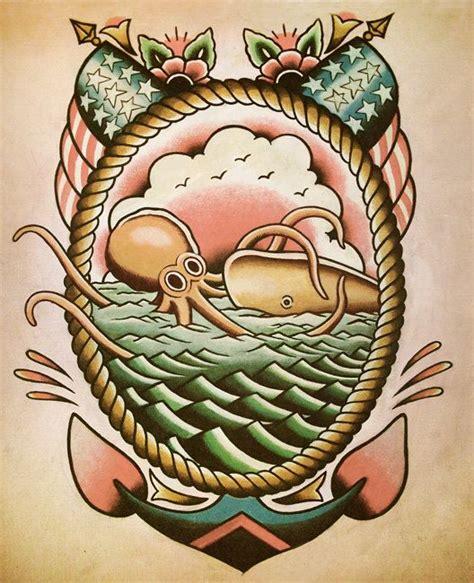 1000 Images About Sea Leg Tattoo On Pinterest Ship Nautical Flash 2