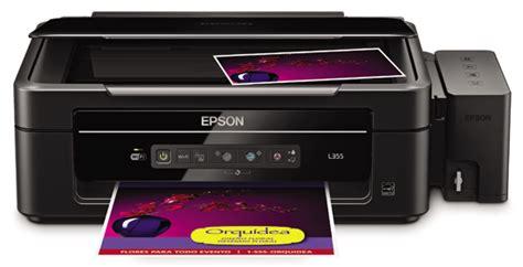 Printer Epson Stylus L385 que impressora usar