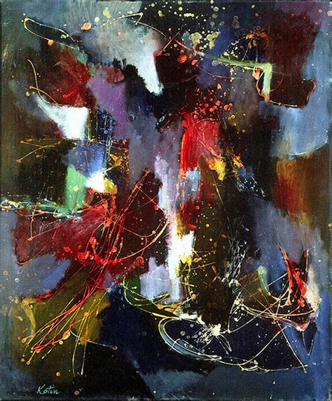 abstract expressionism world of fine art collector discovering excellence